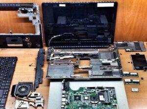 Laptop javítás, szerelés. Notebook szerviz