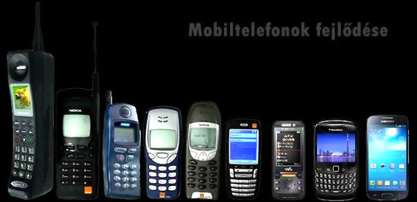 mobiltelefonok-fejlodese