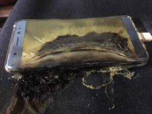 okostelefon, mobiltelefon tömeges kiégett