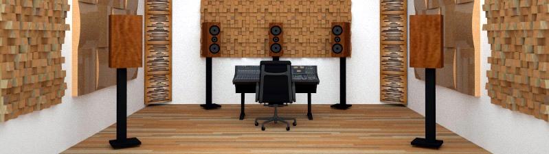 hangsugárzópanel