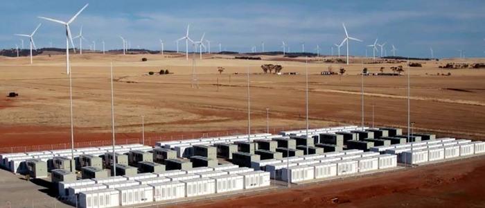 tesla - a világ legnagyobb akkumulátora