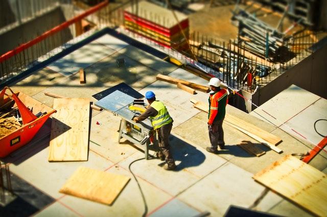munkavédelem - építőipar - előírások